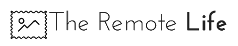Remote Life Logo Transparent