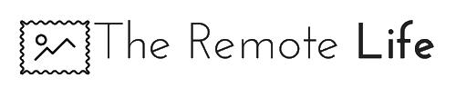 Remote Life Logo Transparent