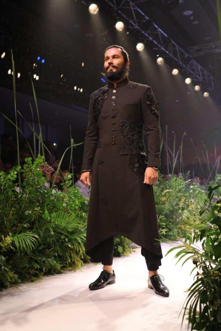 Randeep Hooda at Delhi Times Fashion Week 2018
